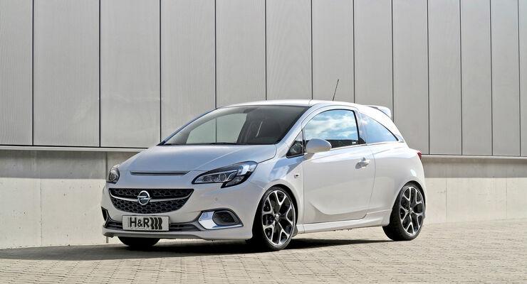 H&R Opel Corsa OPC