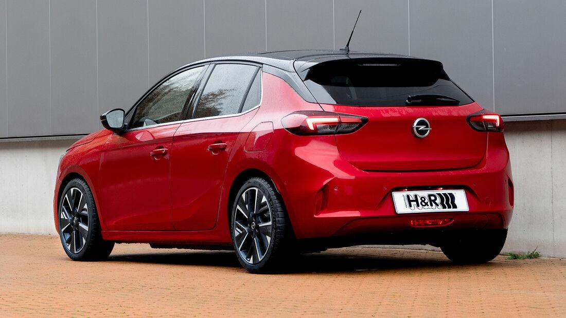 H&R Opel Corsa e