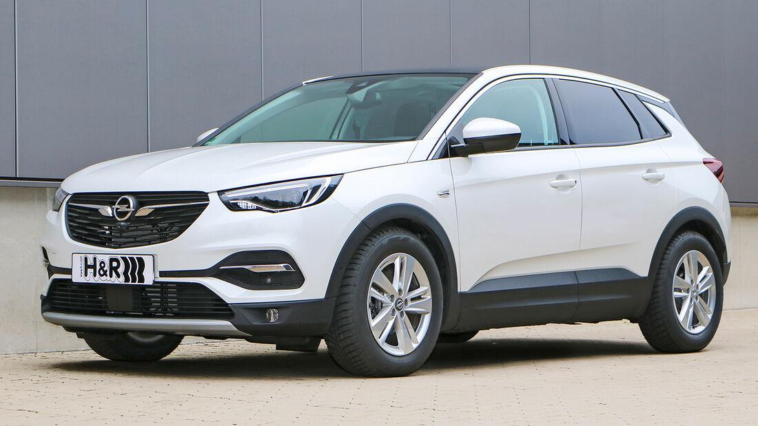 H&R Opel Grandland