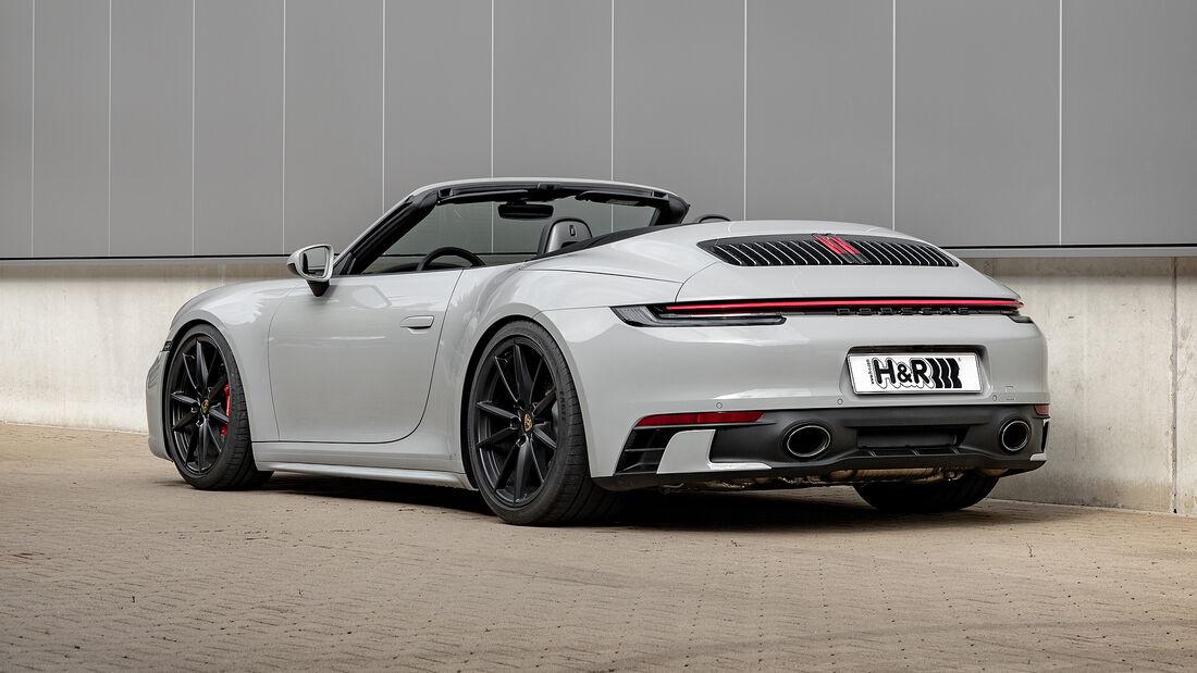 H&R Porsche 911