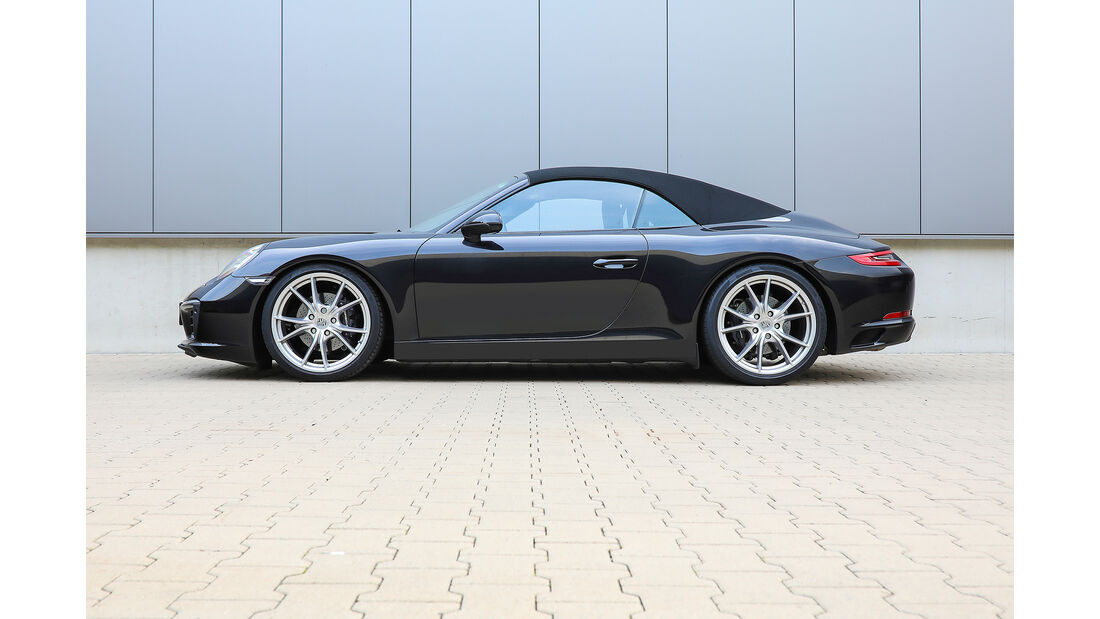 H&R Porsche 911 (991) 2017