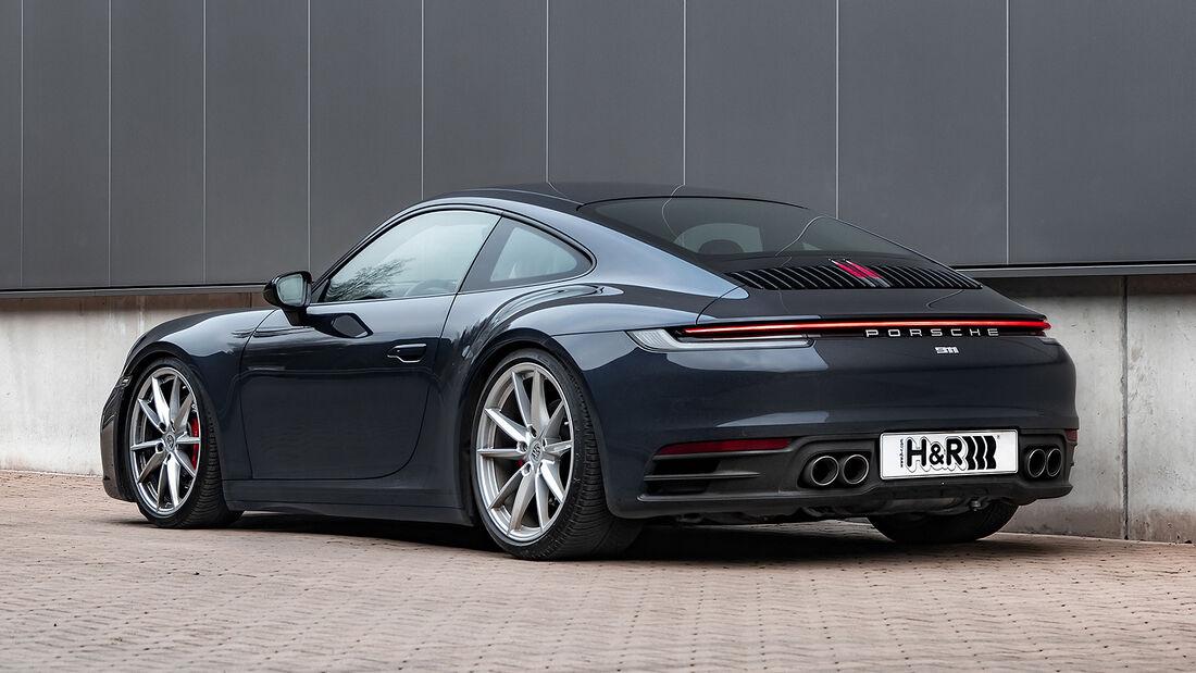 H&R Porsche 911 (Typ 992)