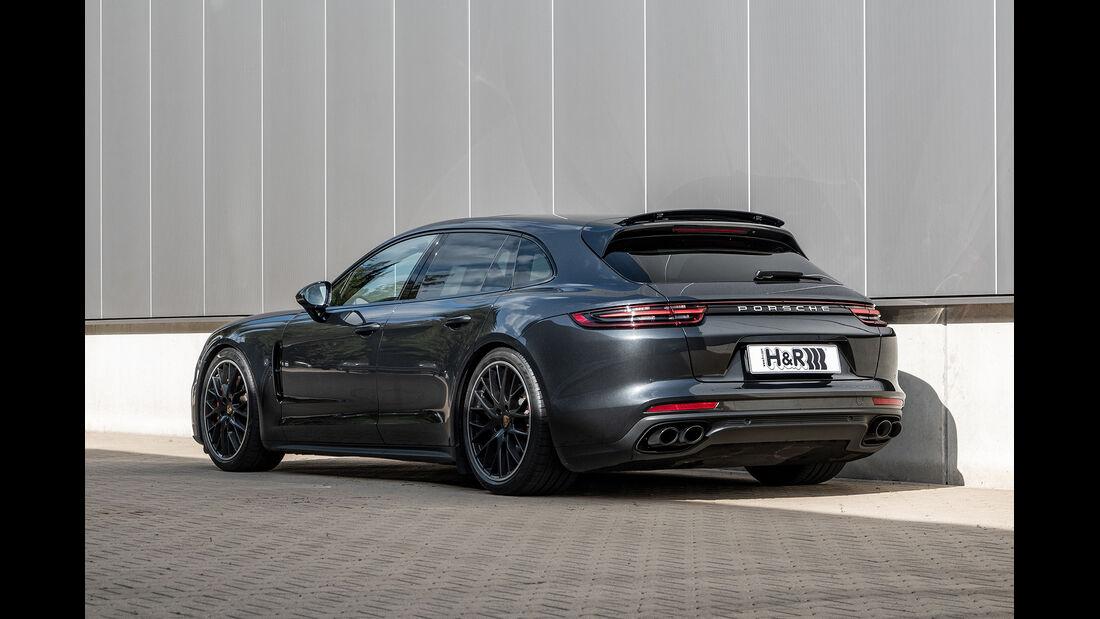 H&R Porsche Panamera Sport Turismo
