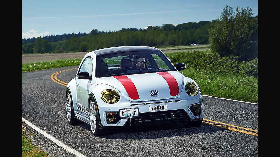 H&R Projekt VW Beetle R