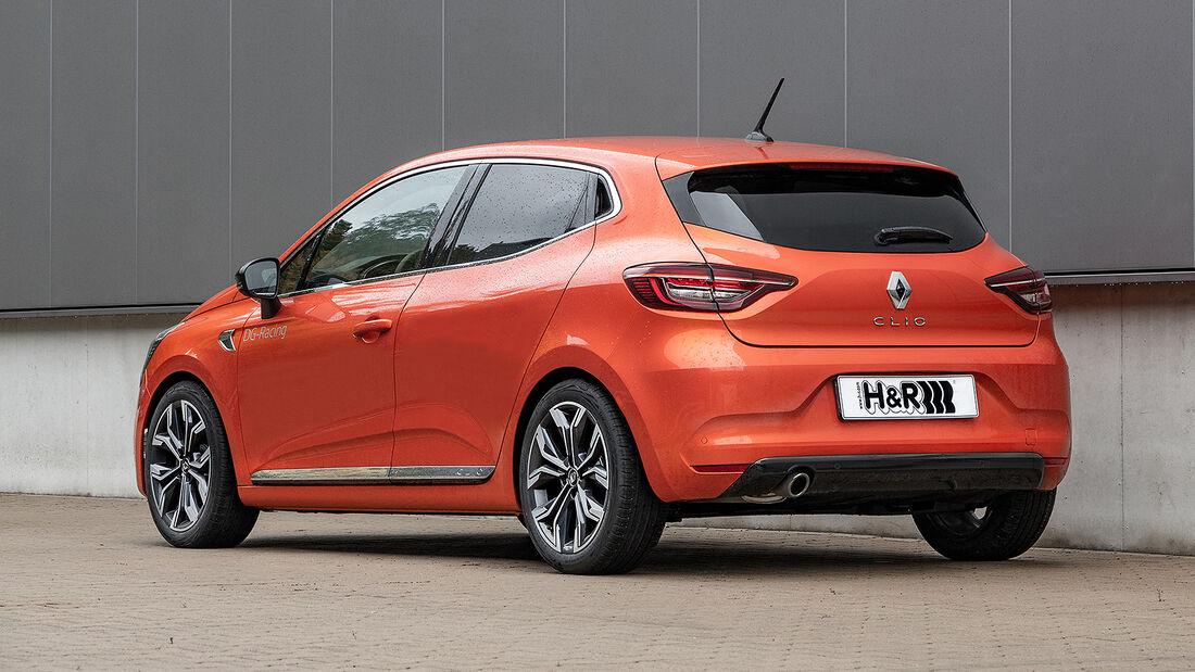 H&R Renault Clio