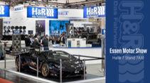 H&R Spezialfedern, Motorshow Essen