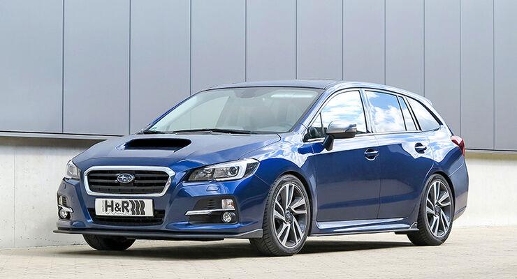 H&R Subaru Levorg