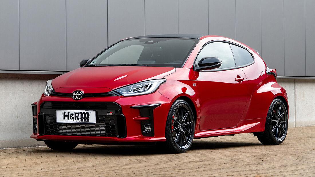 H&R Toyota Yaris GR