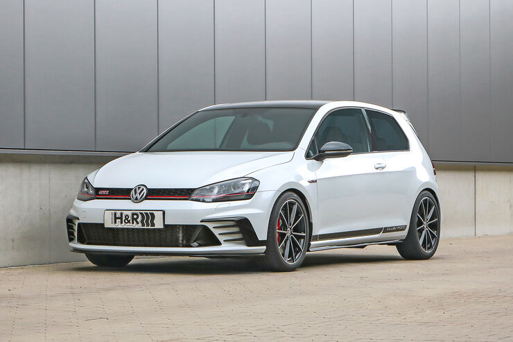 H&R VW Golf GTI Clubsport