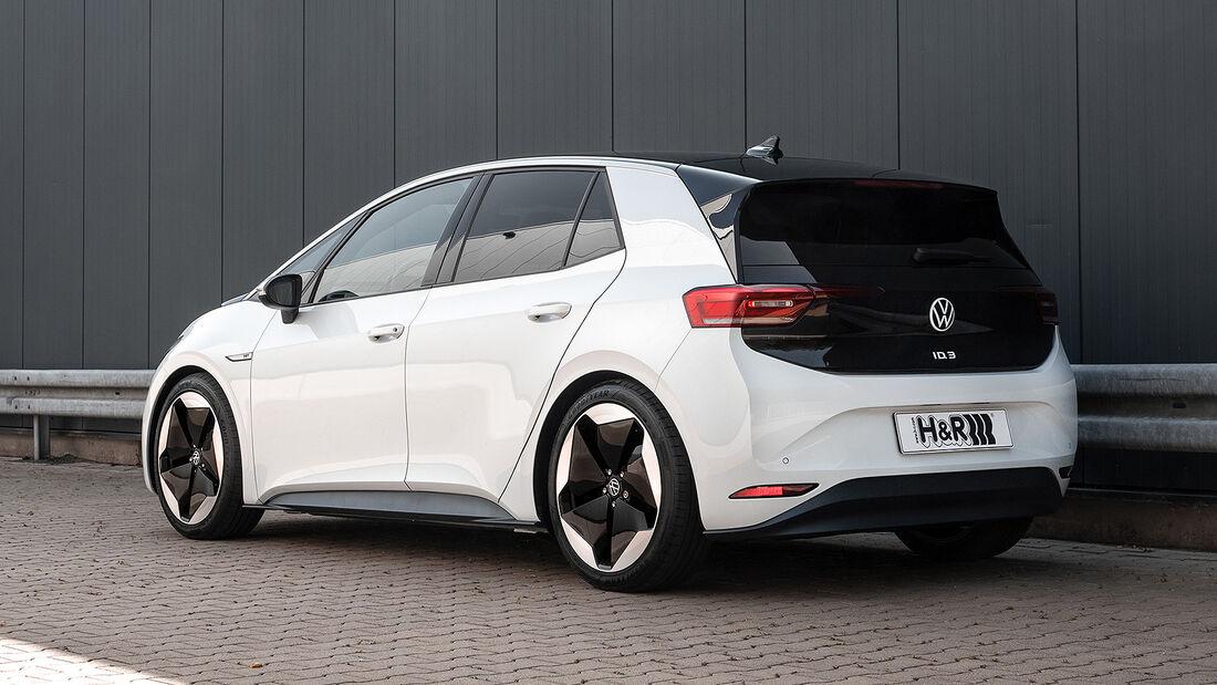 H&R VW Golf ID.3