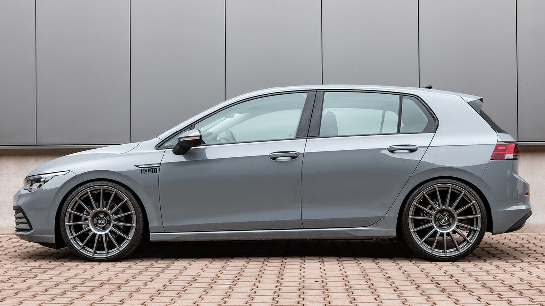 H&R VW Golf VIII