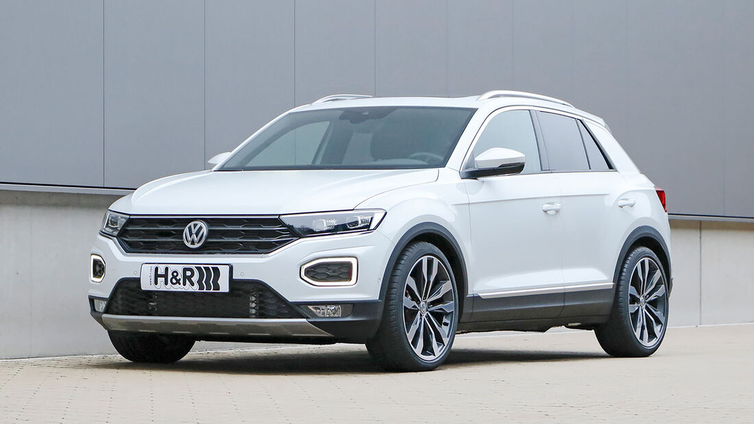 H&R VW T-Roc