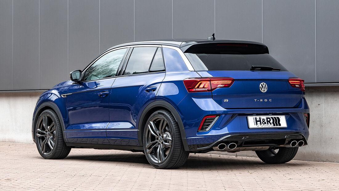 H&R VW T-Roc R