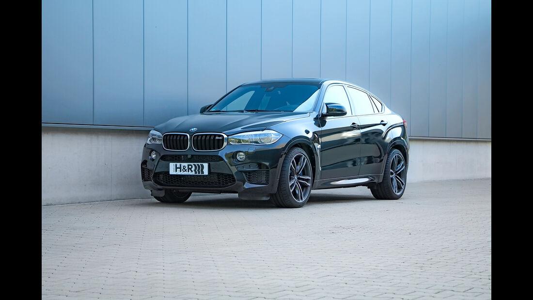 H und R BMW X6