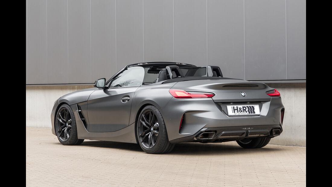 H und R BMW Z4