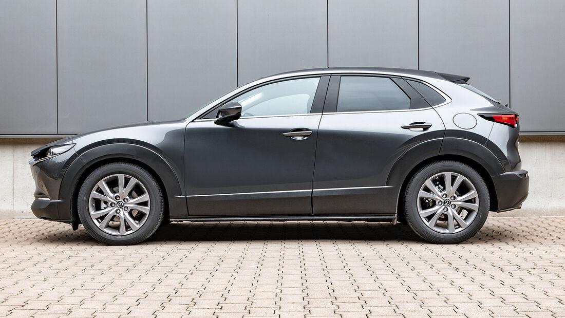 H und R Mazda CX30