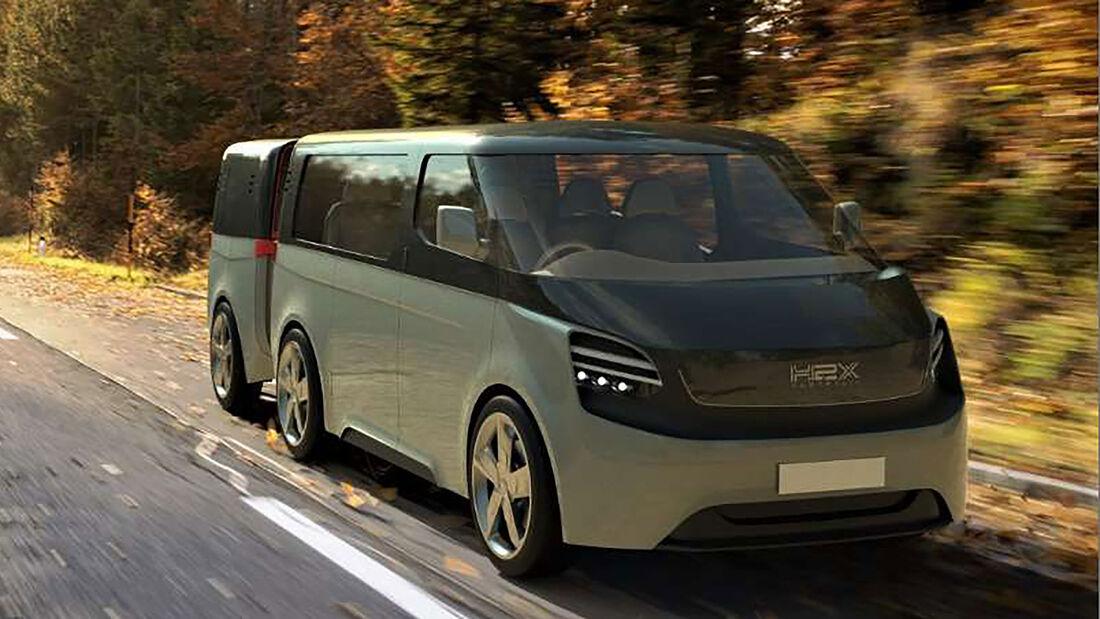 H2X Global Van Darling