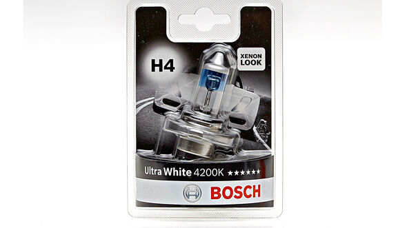 H4 Bosch Ultra White 4200 K