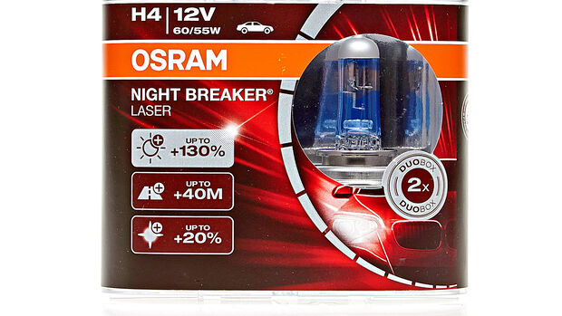 H4 Osram Night Breaker +130%