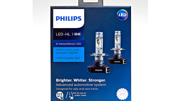 H4 Philips LED Retrofit