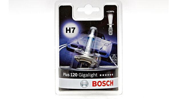 H7 Bosch Plus 120 Gigalight