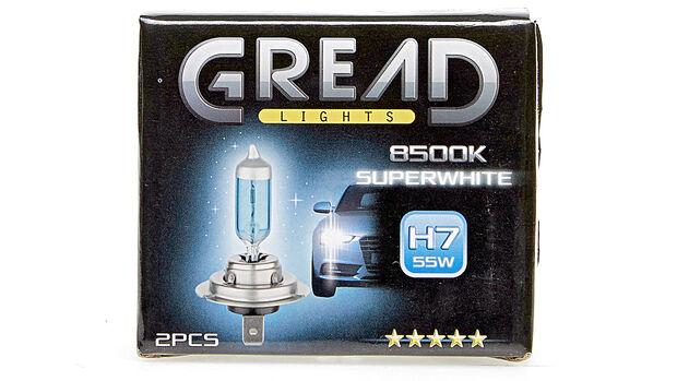 H7 Gread Lights 8500K
