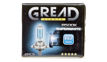 H7 Gread Lights 8500K