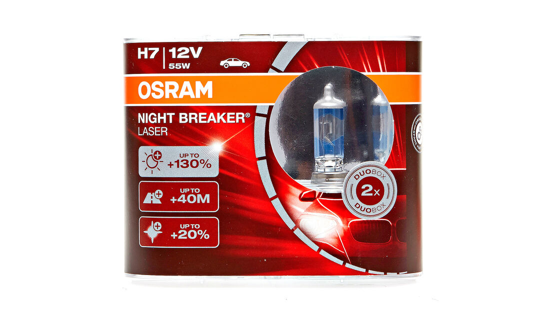 H7 Osram Night Breaker +130%