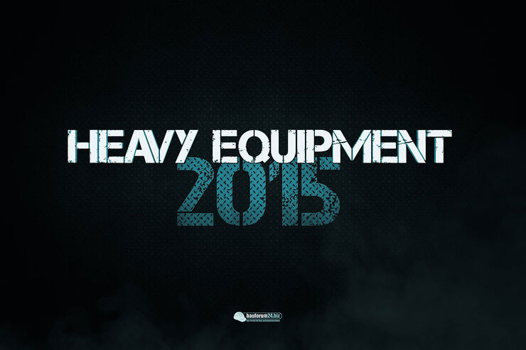 HEAVY EQUIPMENT CALENDAR 2015