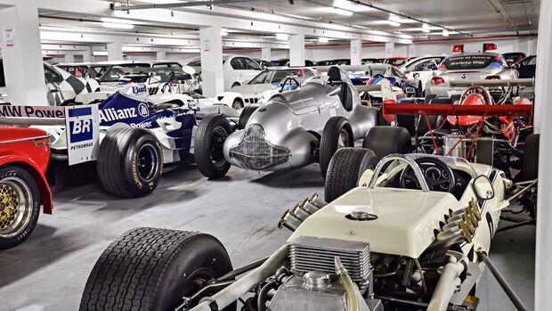 HH 49 Formel 2 Rennwagen - Baujahr 1949 - Rennwagen - BMW Depot