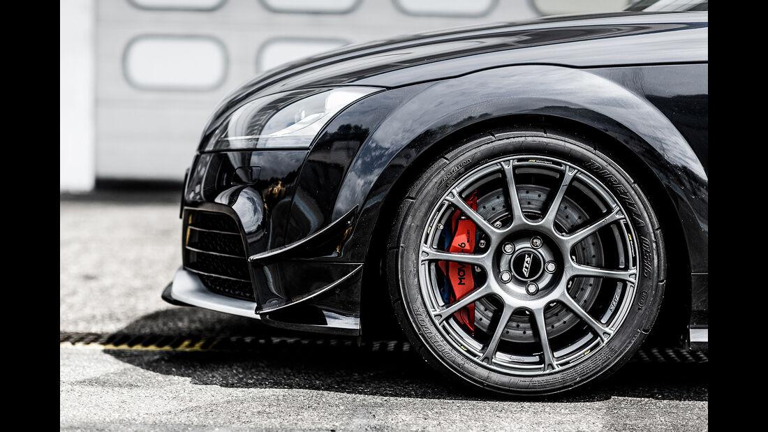 HPerformance-Audi TT RS Clubsport, Tuning, Rennstrecke