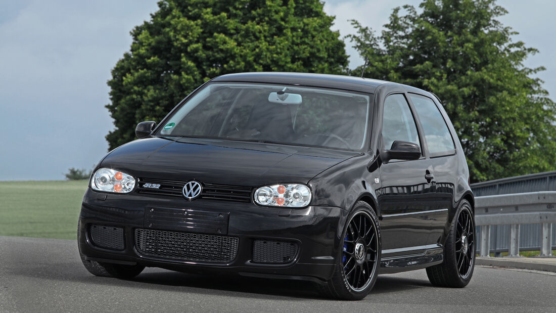 HPerformance VW Golf IV, Tuning, Kompaktwagen, Kompaktsportler