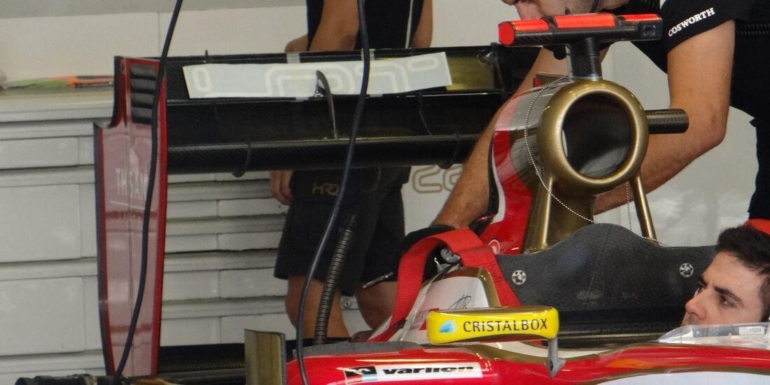 HRT - Formel 1 - GP Abu Dhabi - 01. November 2012