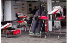 HRT - Formel 1 - GP Deutschland - 19. Juli 2012
