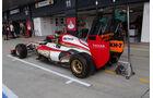 HRT - Formel 1 - GP England - Silverstone - 5. Juli 2012