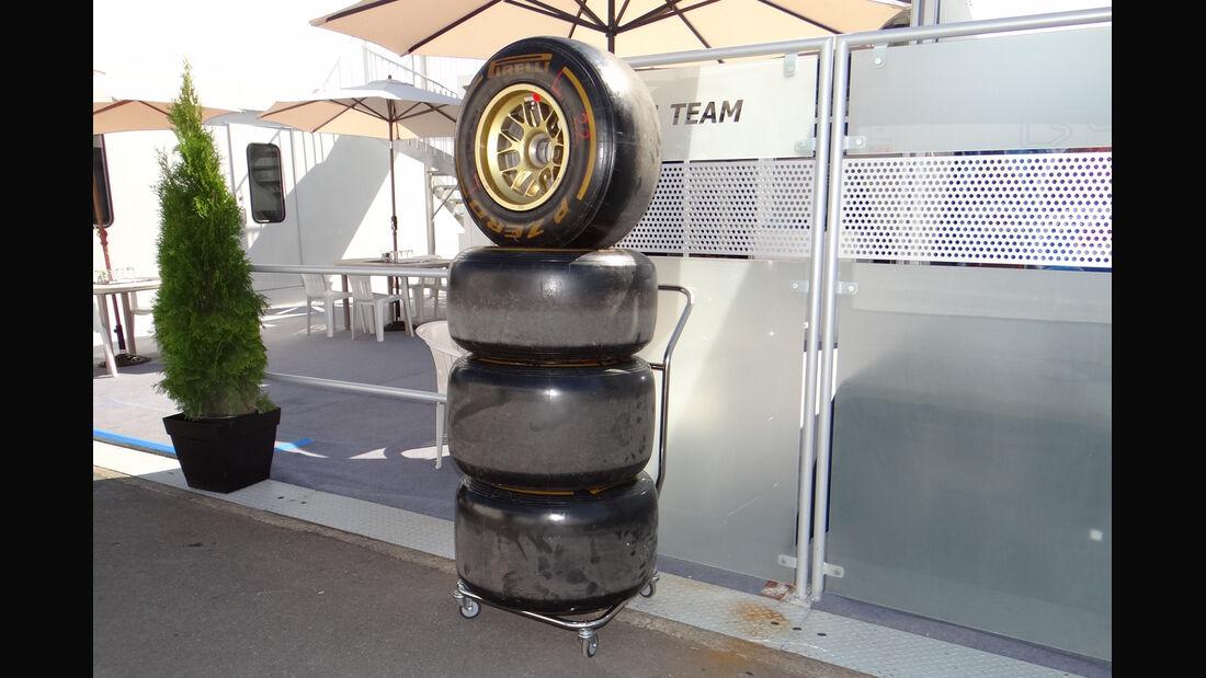 HRT - Formel 1 - GP Kanada - 7. Juni 2012