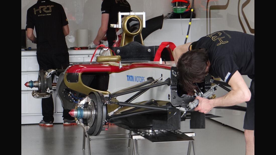 HRT - GP Australien - Melbourne - 15. März 2012