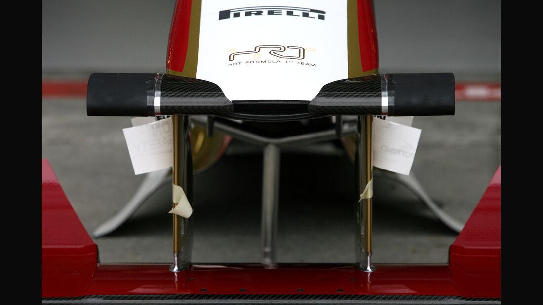 HRT - GP Australien - Melbourne - 16. März 2012