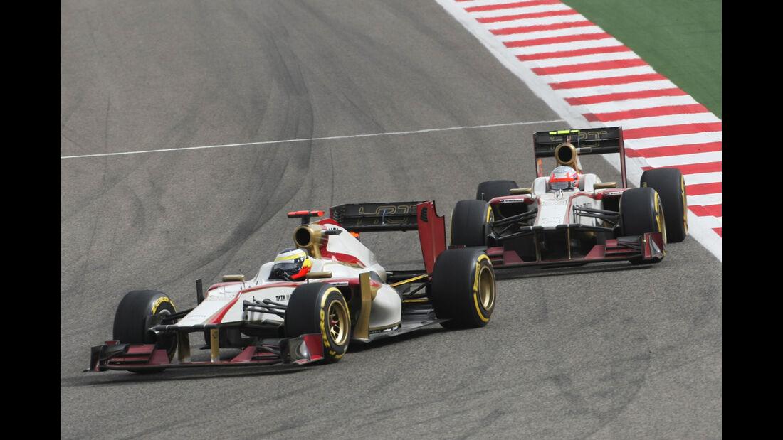 HRT GP Bahrain 2012