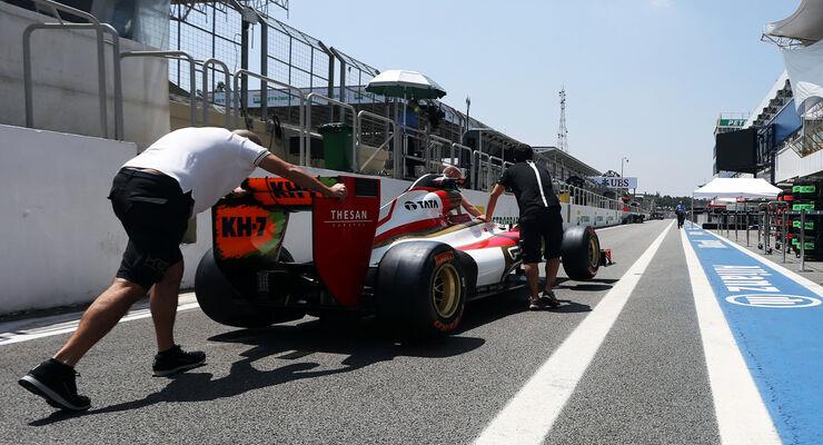 HRT GP Brasilien 2012