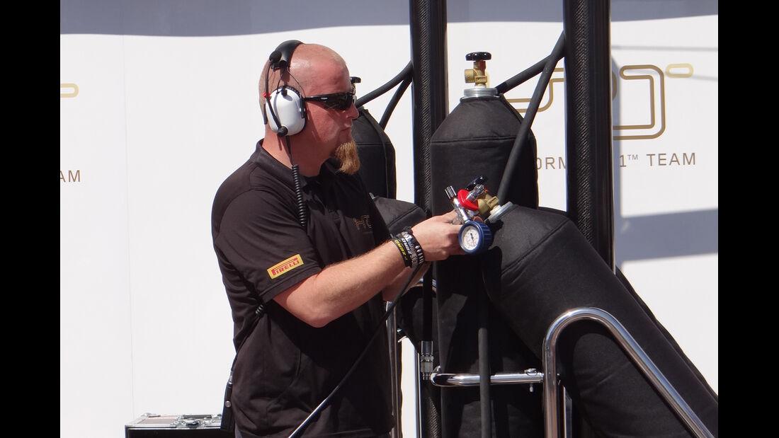 HRT - GP Monaco - 23. Mai 2012