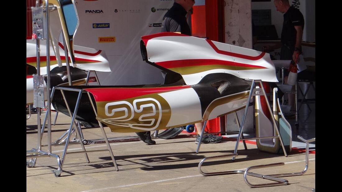 HRT - GP Spanien - 10. Mai 2012