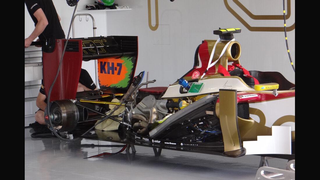 HRT - GP Spanien - 12. Mai 2012