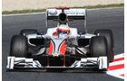 HRT Hispania GP Spanien 2011