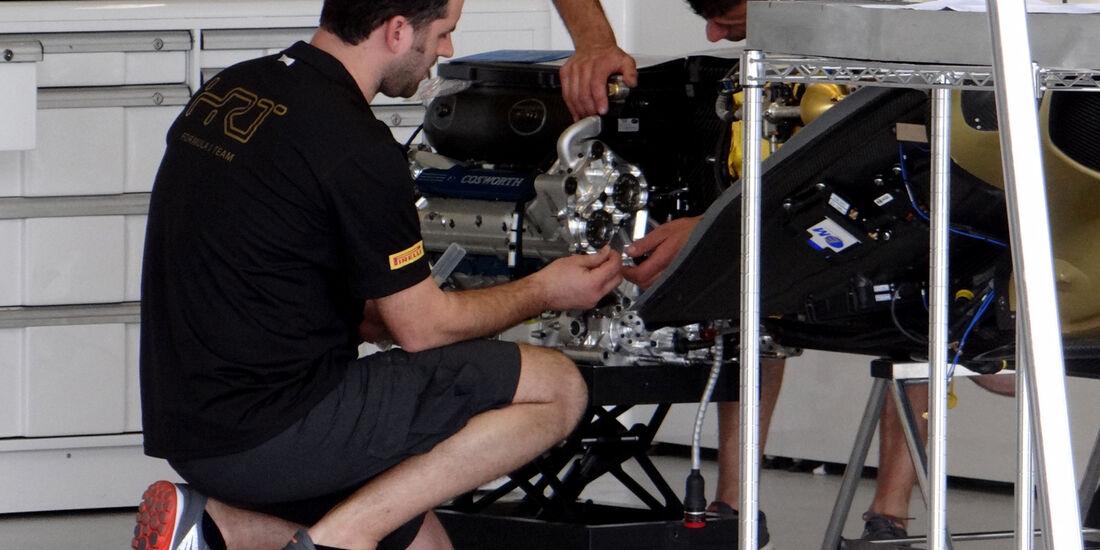 HRT - Technik - GP Australien - 14. März 2012