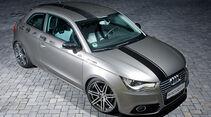 HS Motorsport Audi A1 von oben