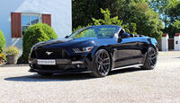 HS Motorsports tunt Ford Mustang