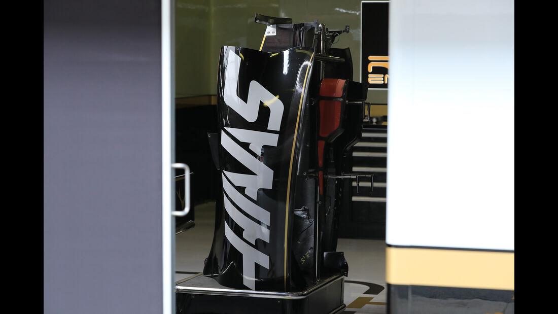 Haas - Barcelona - F1-Test - 19. Februar 2019