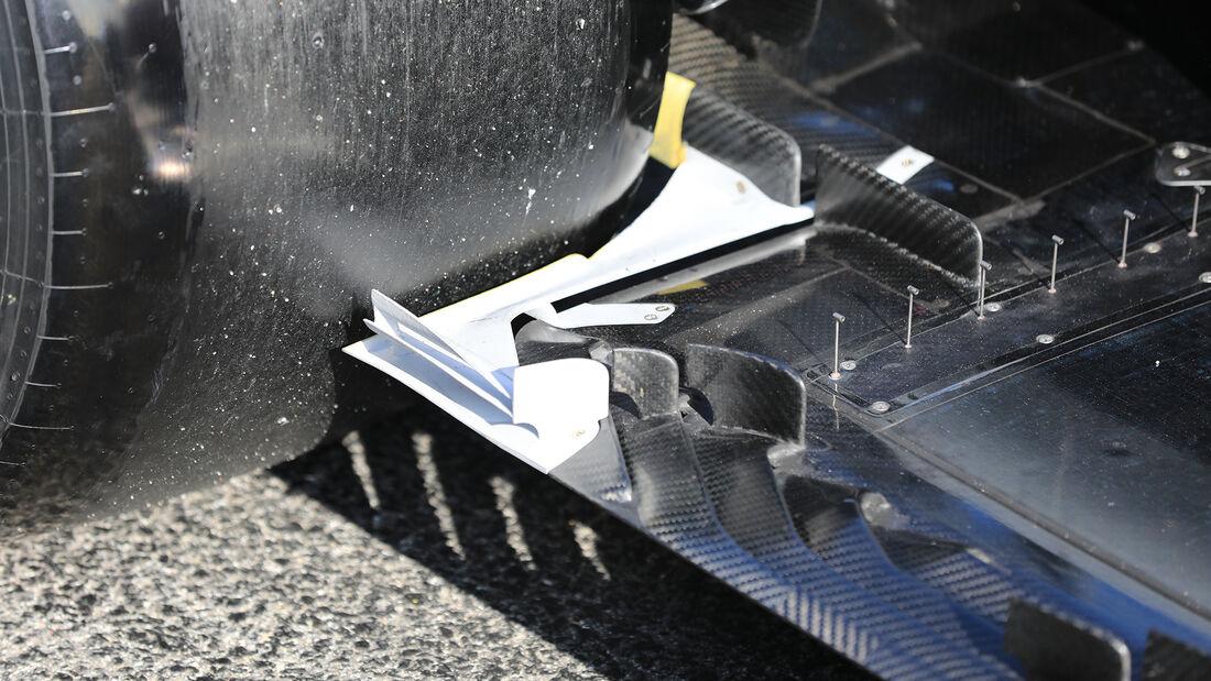 Haas - Barcelona F1 Test 2020