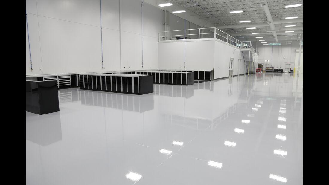 Haas F1 Factory - Kannapolis - 2015